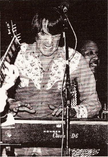 BA & Les McCann '78