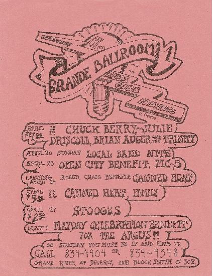 Grand Ballroom Marquis