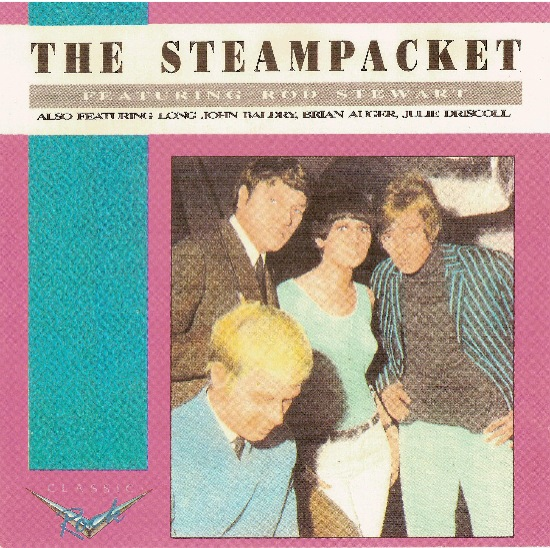 Steampacket Cover